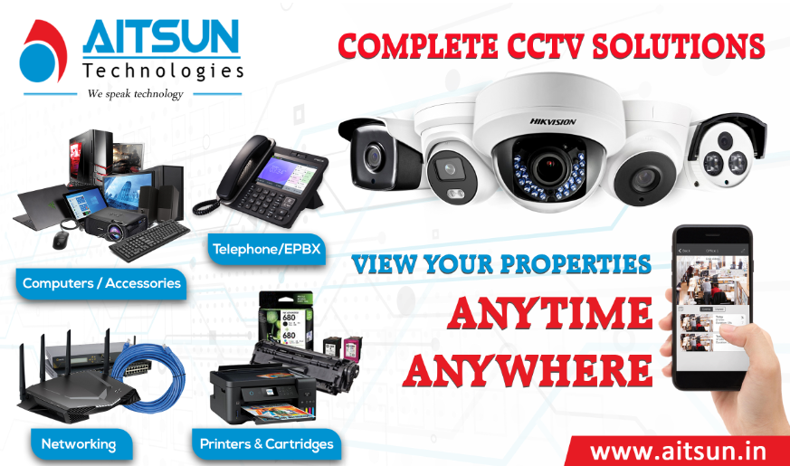 cctv and security service in kasaragod and mangalore